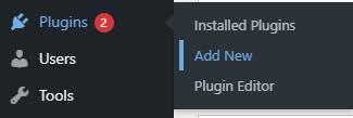 Install dan Aktifkan Plugin
