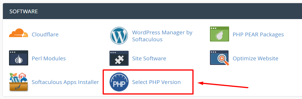 Meningkatkan max_input_vars Melalui php.ini langkah pertama