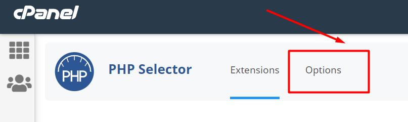 Meningkatkan max input vars Melalui php.ini langkah kedua