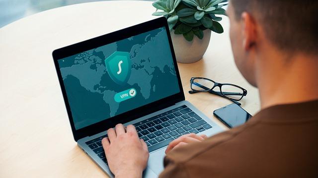 Memakai Koneksi VPN Sementara