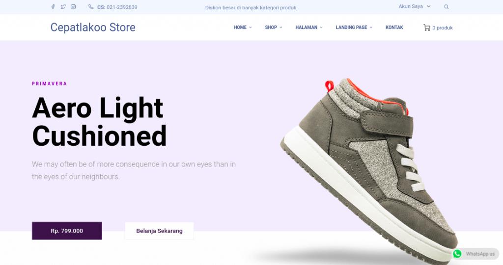 website untuk penerapan adapt dalam product development