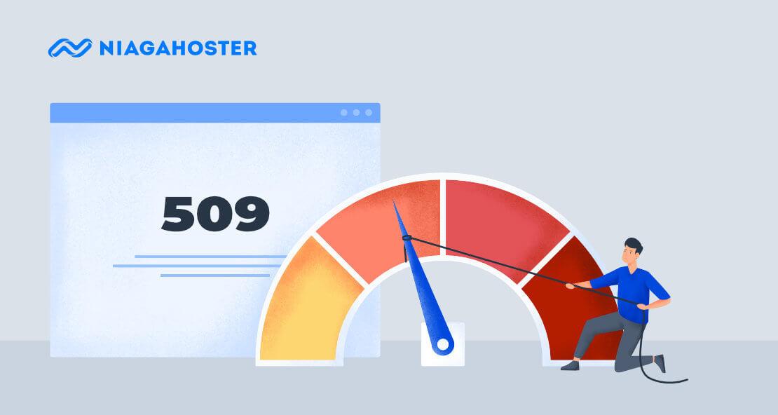 Featured Image 6+ Cara Mengatasi Error 509 Bandwidth Limit Exceeded [Terlengkap]