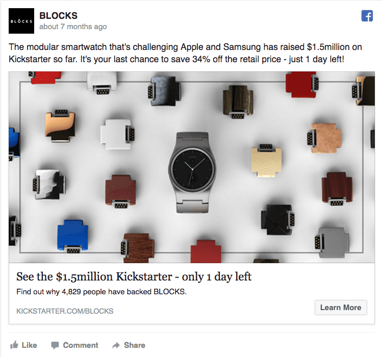 contoh iklan clickbait yang buruk