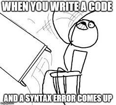 mengecek syntax atau debugging secara manual