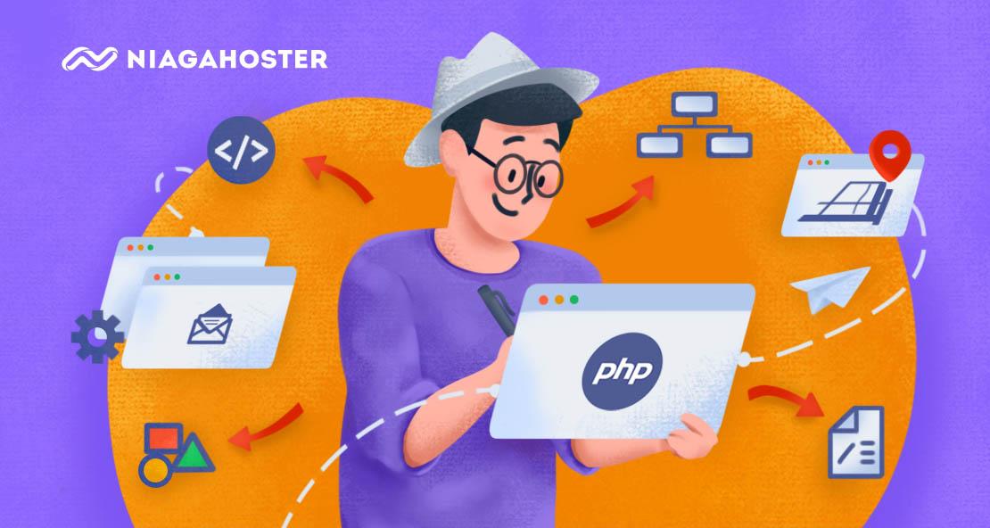 7+ Situs Belajar PHP Gratis dari Pemula sampai Mahir