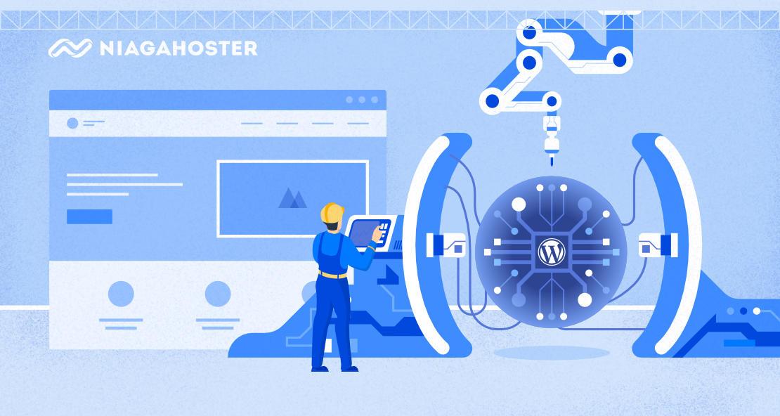 FI Cara Install Ulang Core WordPress yang Aman