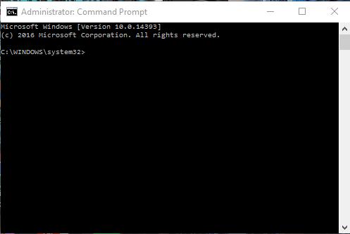 Melakukan Flush DNS Melalui Command Prompt