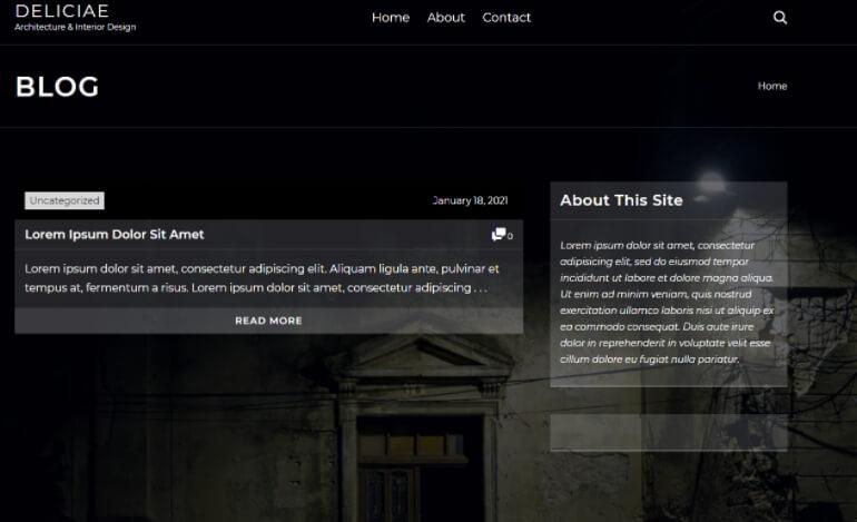 Desain website tidak sesuai dengan niche dan target pasar