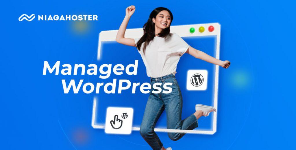 apa itu managed wordpress