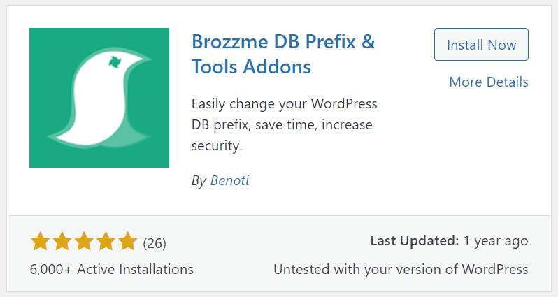 cara mengamankan wordpress dengan cara mengganti database prefix