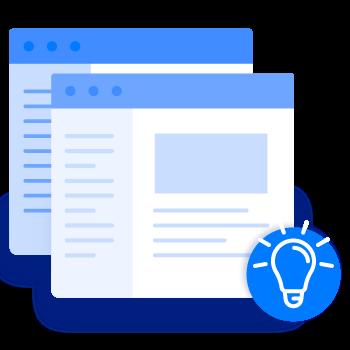 belajar membuat halaman website pertama