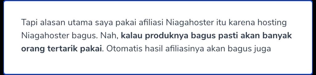 quote afiliasi Niagahoster