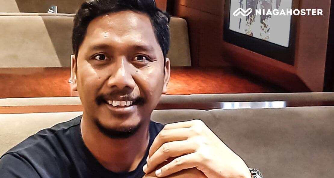 Gatot Savitar Suputra pemilik channel YouTube Easywebsi