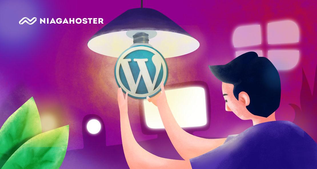 FI Cara Install WordPress di CyberPanel
