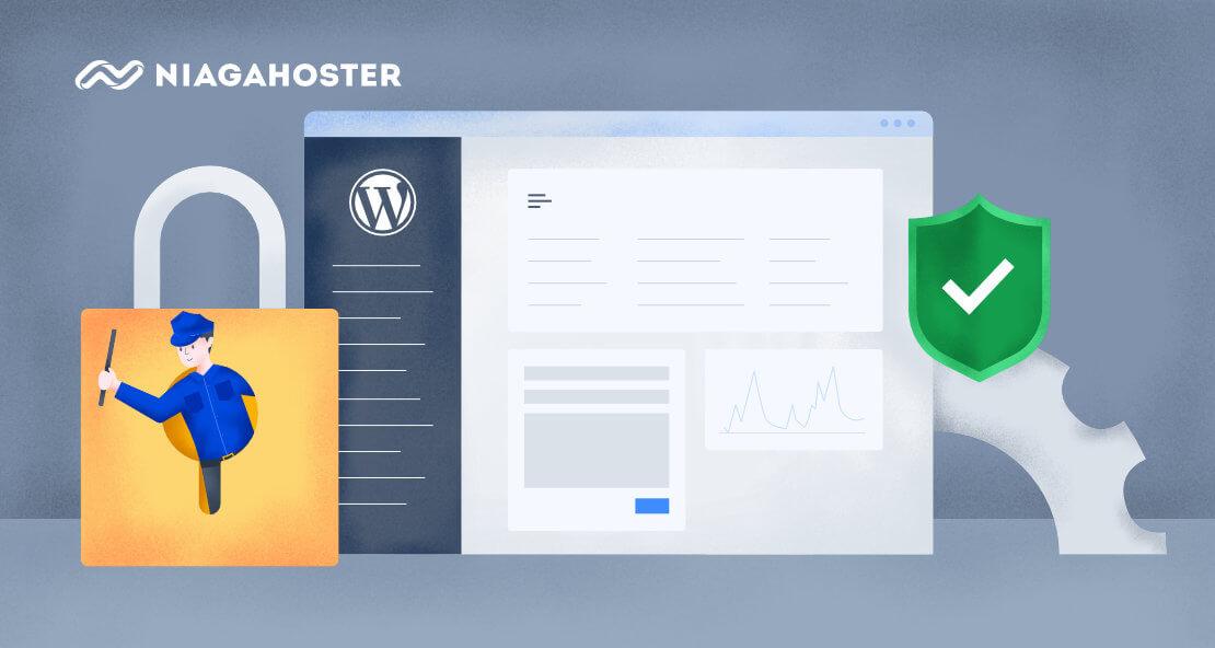 Featured Image 22+ Cara Mengamankan WordPress Terbaik untuk Website Anda [Edisi 2021]