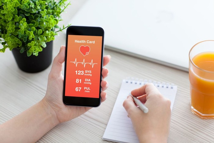 ilustrasi perkembangan ekonomi digital di bidang kesehatan yang tak kalah pesat