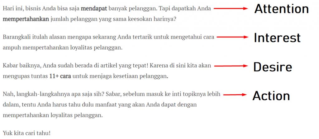 salah satu cara membuat artiel seo friendly adalah dengan memperhatikan bagian pembuka artikel