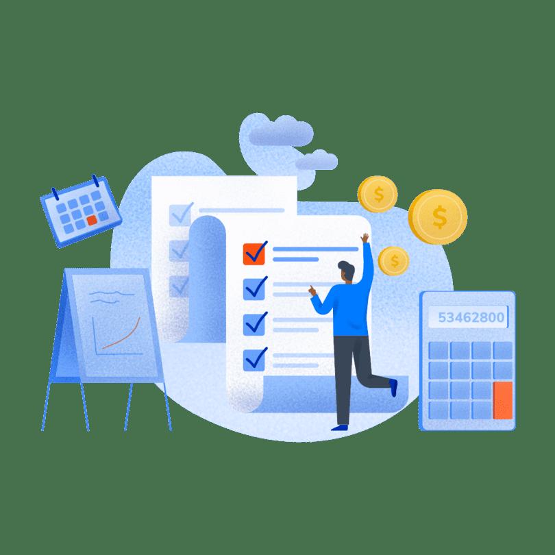 DakiHoster menggunakan berbagai strategi marketing