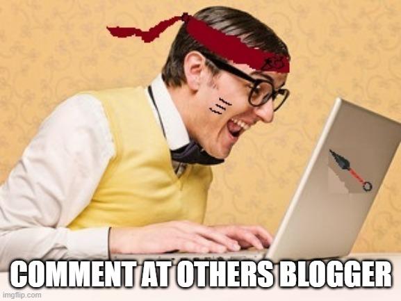 Cara Meningkatkan Visitor Blog dengan Blogwalking