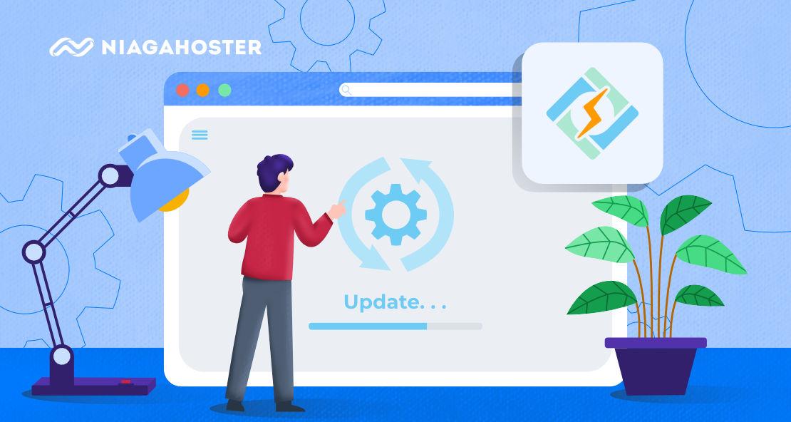 Cara Update CyberPanel ke Versi Terbaru