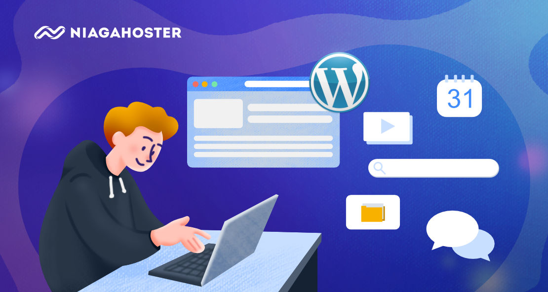 Cara Menggunakan Widget WordPress
