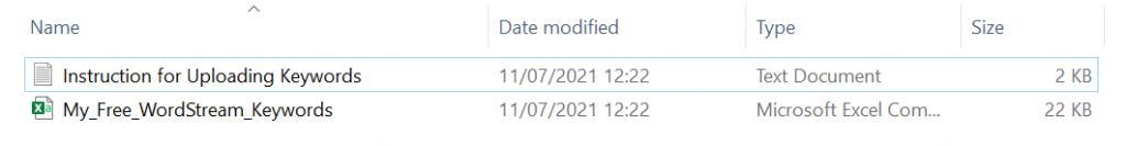 file download dari WordStream