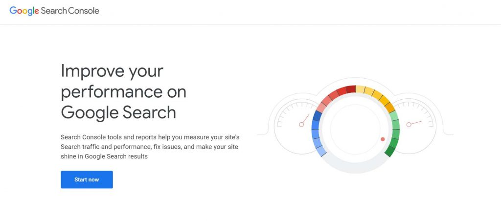 seo tool google search console untuk memantau performa website