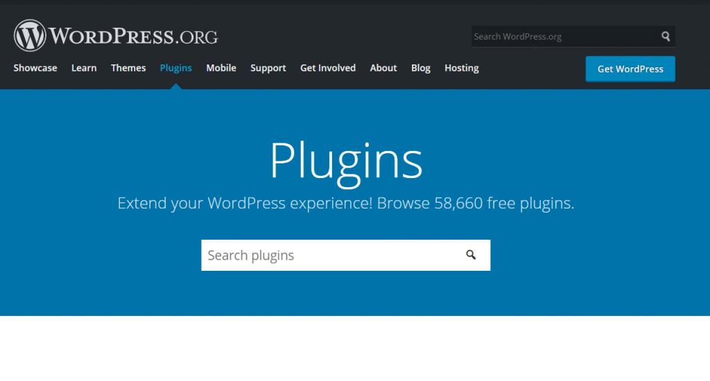interface plugin wordpress