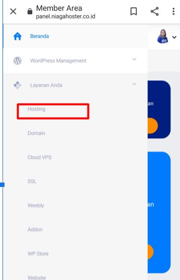 layanan hosting Managed WordPress Niagahoster