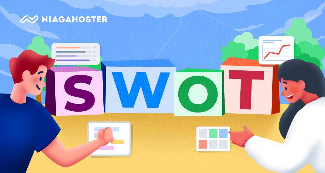 Featured Image Tips Memanfaatkan Analisis SWOT untuk Bisnis Online Anda [Edisi 2021]