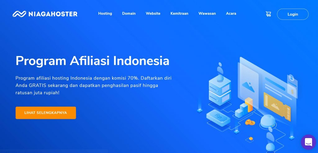 program afiliasi hosting Niagahoster
