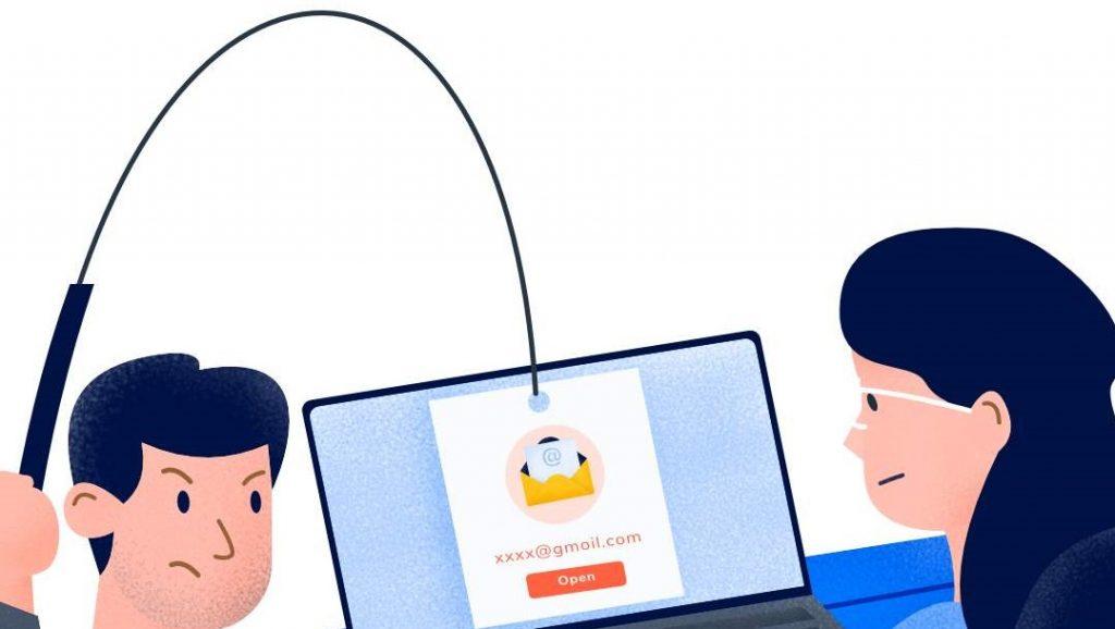 email domain untuk terhindar dari spam atau phising