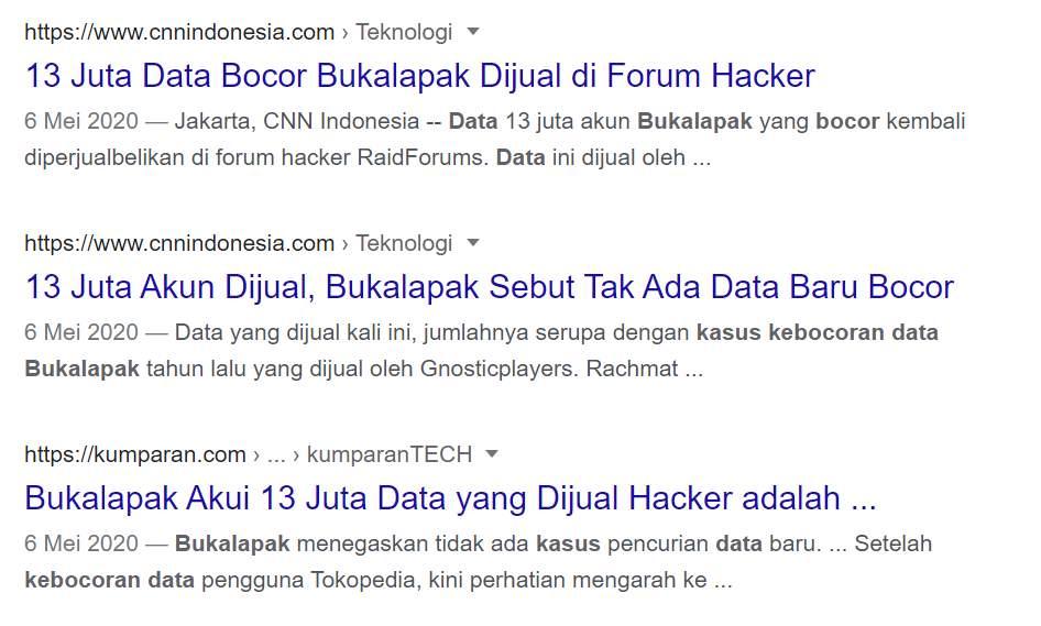 kasus cyber crime yang pernah terjadi di ecommerce indonesia