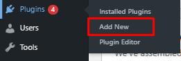 Install Plugin di WordPress
