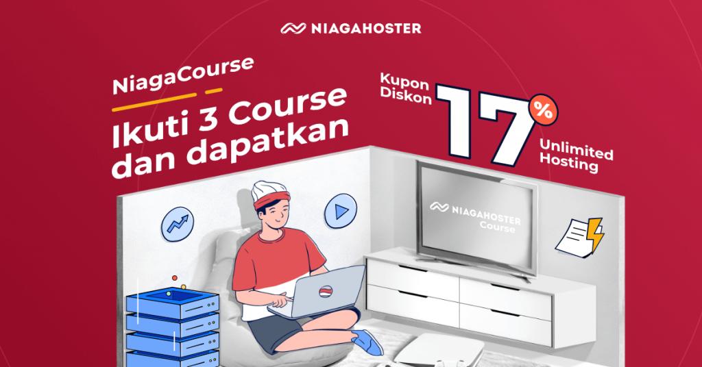 kupon diskon niagahoster course