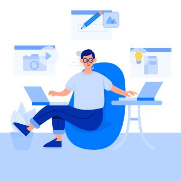 Freelance atau jasa website perusahaan