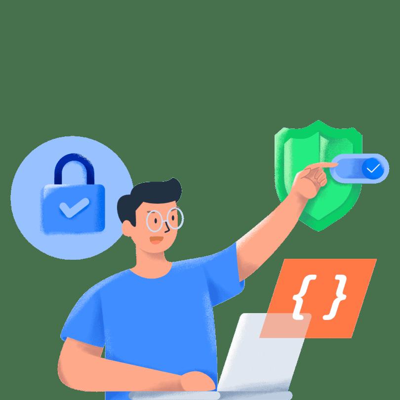 Perbandingan sistem keamanan web buatan freelance dan jasa web perusahaan
