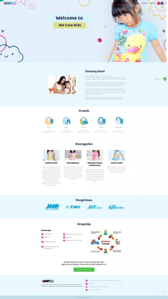 Portfolio Jasa Pembuatan Website Niagahoster
