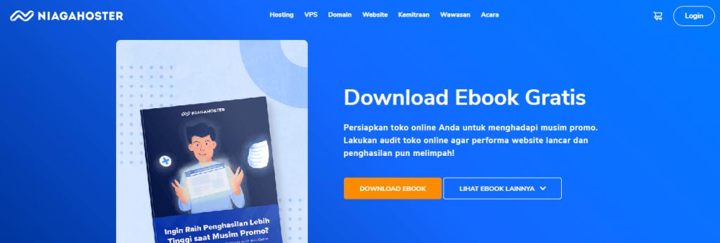 strategi marketing online yang efektif menggunakan ebook