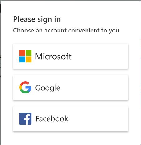opsi sign in Bing Webmaster