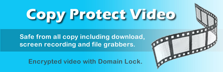 banner copy protect video plugin