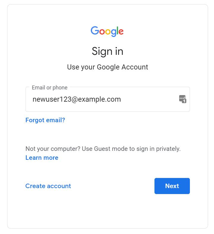 cara membuat captcha google login akun google