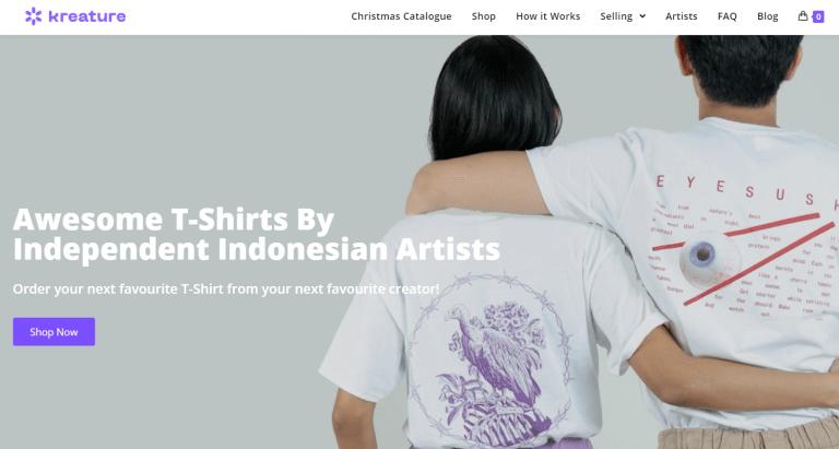 Website Kreature