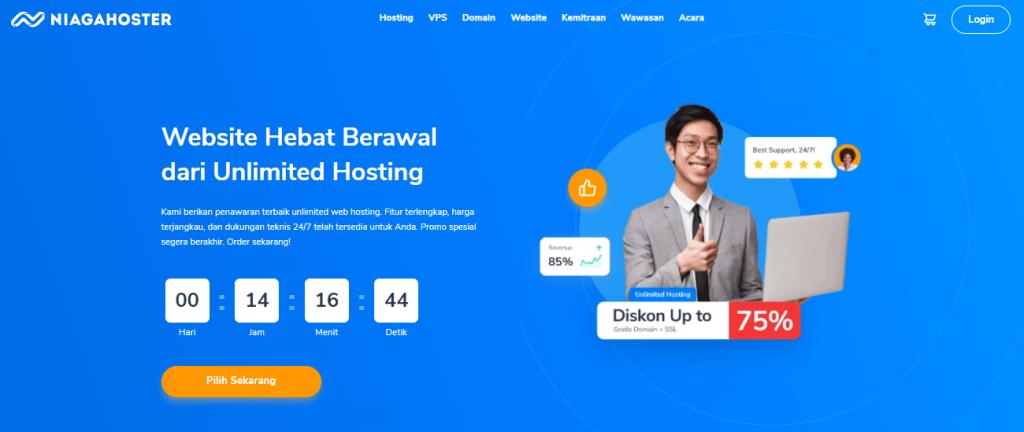 Website sebagai Strategi Pemasaran Online