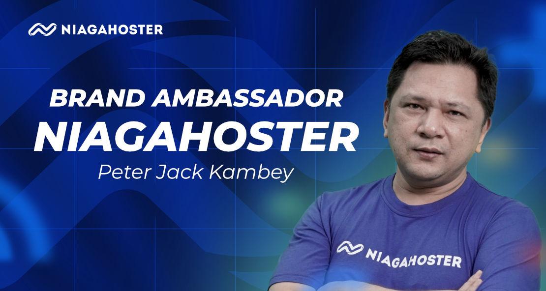 brand ambassador Niagahoster