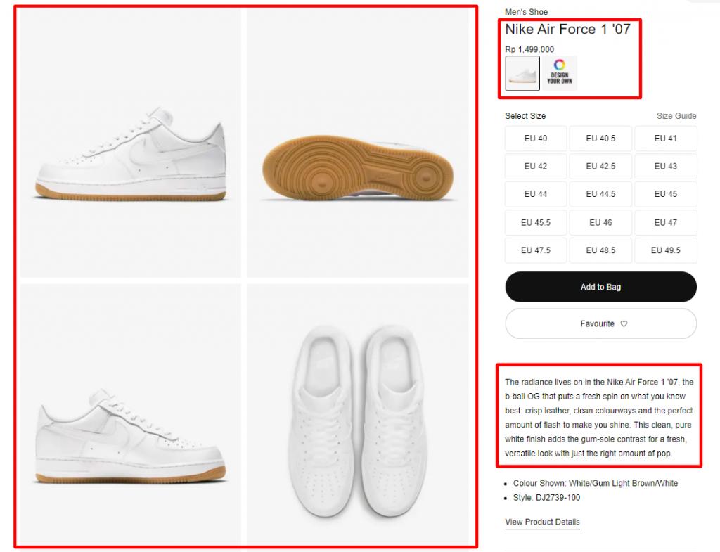 fitur toko online 6 detail produk