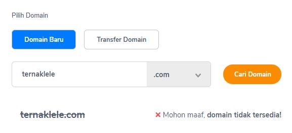 Kuota Domain .COM