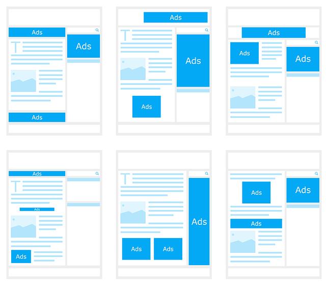 Struktur Blog Pada Umumnya