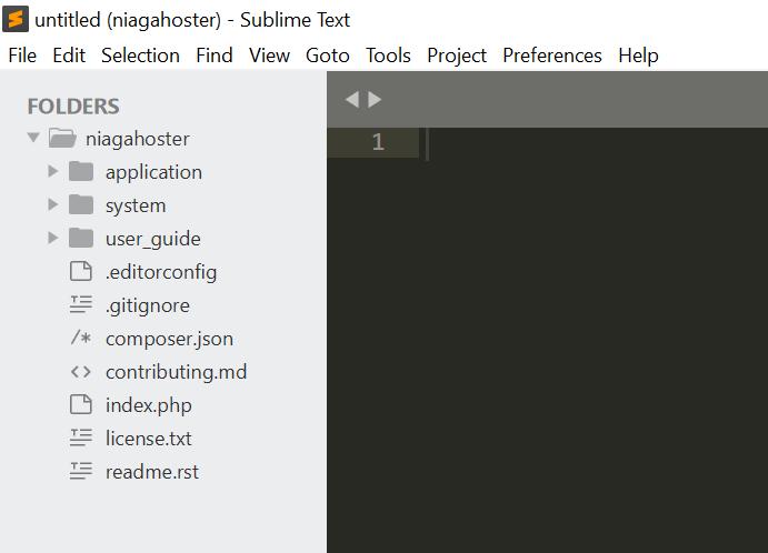 cara menghilangkan index.php codeigniter langkah 2.1