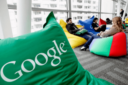 Contoh budaya perusahaan Google